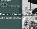 12 de Maio | Dia Mundial do Profissional da ENFERMAGEM